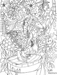 animal forest coloring book kaylin art