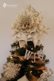 christmas christmas tree books diy we need a tree topper diy and everything anyone got a old hymn