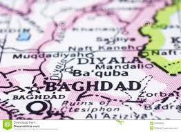 Map Iraq Iraq Map And Cities Stock Images Image 33933444