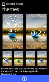 live themes for windows 8 1 download lock themes app for windows phone 8 1 live lock screen beta provides