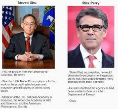 Rick Perry Meme - obama s pick for energy secretary vs trump s pick for energy