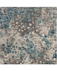 Modern Abstract Area Rugs Holiday Savings Safavieh Monaco Collection Mnc225e Modern