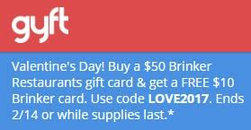 discounted restaurant gift cards gift card sale 10 american airlines and 17 brinker plus