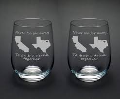 stemless wine glasses best friends stemless wine glass u2013 set of two wine glasses