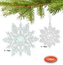 cheap bulk snowflake ornaments find bulk snowflake ornaments deals
