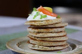 recette pancakes hervé cuisine blinis pour l apéro recette facile hervecuisine com