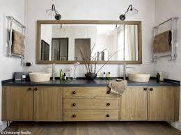 meuble cuisine dans salle de bain meubles salle de bain bois deco salle de bain avec