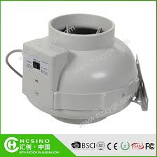 duct booster fan plastic high pressure in line duct booster fan 6 with one speed