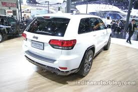 cherokee jeep 2016 white jeep grand cherokee 75th anniversary auto china 2016