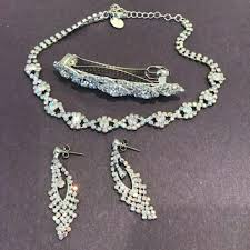 prom jewelry 87 s jewelry prom jewelry from s closet on