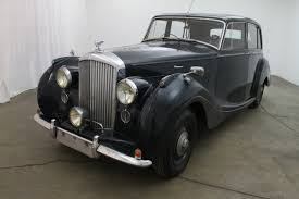 bentley turbo r for sale 1949 bentley mk vi saloon by h j mulliner right hand drive