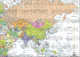 World Map 1800 by Geoatlas World Maps And Globes Asia Map City Illustrator