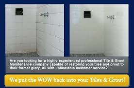 Regrout Bathroom Shower Tile How To Regrout Shower And Service Regrouting Shower Tiles Sydney