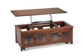 amazon com magnussen harbor bay wood lift top cocktail table