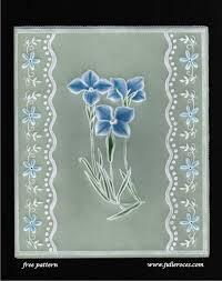 337 best pergamano images on pinterest patterns parchment craft