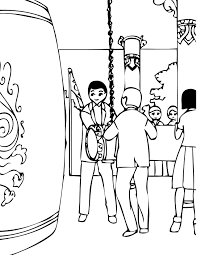 korea coloring page print this page korean holidays coloring