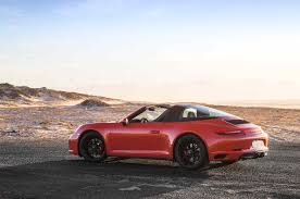 porsche targa 2018 2017 porsche 911 carrera gts first drive review automobile magazine