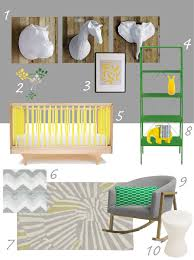 Grayson Mini Crib by Yellow And Gray Search Results Buymodernbaby Com