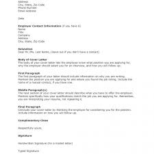 ideas of writing a cover letter when you don t know the company