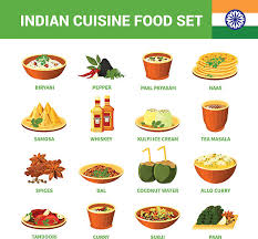 cuisine clipart royalty free indian food clip vector images illustrations