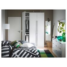 Ikea Closet Vinterbro Door With Hinges White 50x229 Cm Ikea