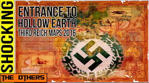 Agartha Map Entrance To The Hollow Earth Third Reich Maps 2016 Youtube