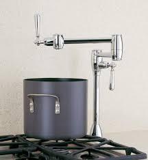 Pot Filler Kitchen Faucet New Grohe Ladylux Pro Kitchen Faucet And Ladylux Pro Deck Mount