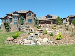 Steep Hill Backyard Ideas Landscaping Ideas Front Yard Steep Slope Pradera Colorado July