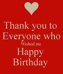 Happy Birthday Thank You Quotes Best 25 Birthday Thank You Quotes Ideas On Pinterest Thank You