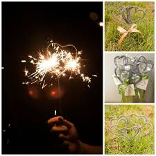 heart sparklers 14 best different sparklers images on wedding