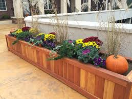 the sonoma planters built to last decades forever redwood