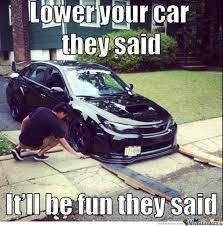 Car Girl Meme - lowed car by potato247 meme center