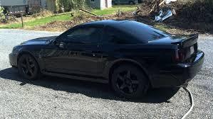 2004 Mustang Cobra Black Black Cobra Visual Mods Svtperformance Com