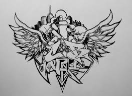 16 images of graffiti drawings coloring pages graffiti word