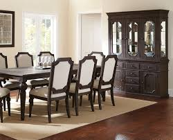 8 Piece Dining Room Sets Hollyhock Distressed White Dining Room Set From Homelegance 5123