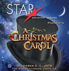 information about show star rep a christmas carol vistix online