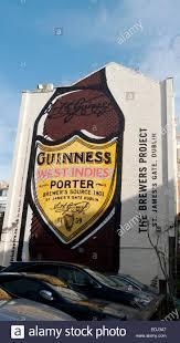 guinness west indies porter wall mural advertisement on the side guinness west indies porter wall mural advertisement on the side of a building in clerkenwell london uk kathy dewitt