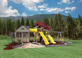 playhouse swing set combo yes the yard pinterest
