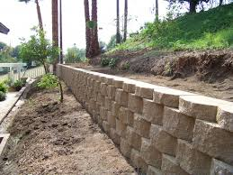 specification section retaining walls u2013 models and materials