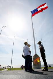 Confederacy Flags Confederate Flags Return To Fort Sumter In Less Visible Location