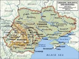 map ukraine ukraine maps with links to other maps of ukraine