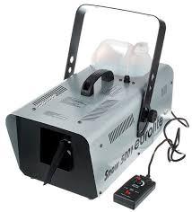 snow machine eurolite snow machine 5001 thomann uk