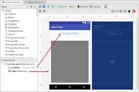 membuat aplikasi android video cara membuat aplikasi video player keren dengan android studio