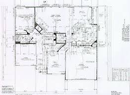 exciting blueprints for houses blueprint example section elevation