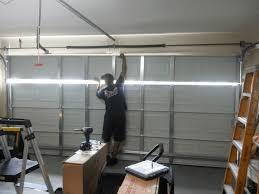 Overhead Garage Door Replacement Panels by Overhead Garage Door Installation Rafael Home Biz
