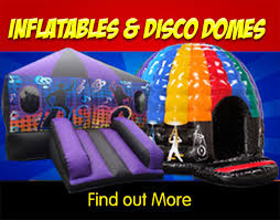 disco rental bouncy castle hire in hshire hshire disco dome hire