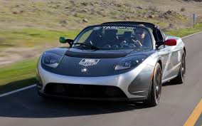 tesla roadster sport tesla roadster sport tag heuer 2010 wallpapers and hd images