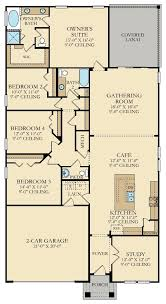 sierra new home plan in palencia north classic collection by lennar