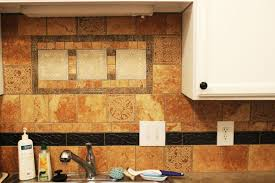 Picture Of Kitchen Backsplash How To Remove A Kitchen Tile Backsplash