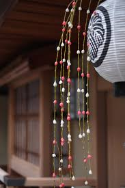 New Year S Mochi Decoration by Mochibana Traditional New Year U0027s Decoration Of Willow Branches